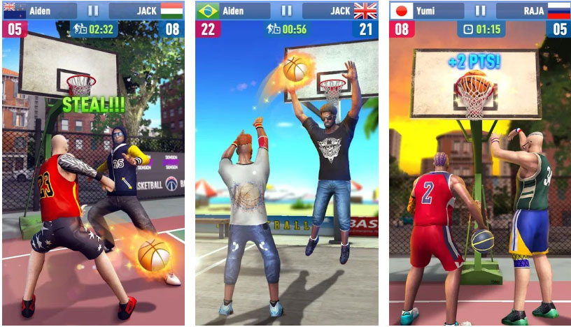 ae55c552092b Download Basketball Shoot 3D for PC and Mac