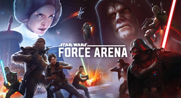 Star Wars Force Arena for PC– Windows and Mac | AppsForWindows
